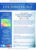 LIVE FOREVER howto Newsletter