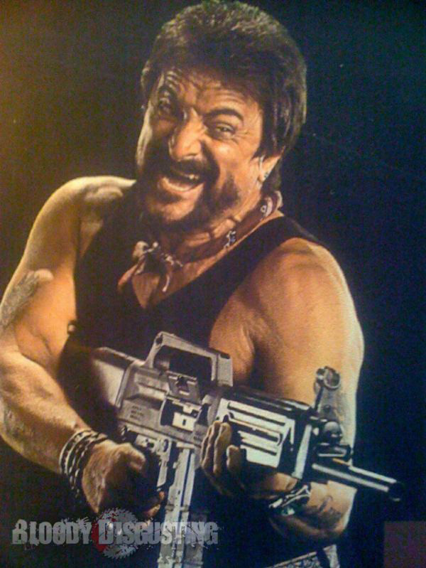 Tom Savini Machete image