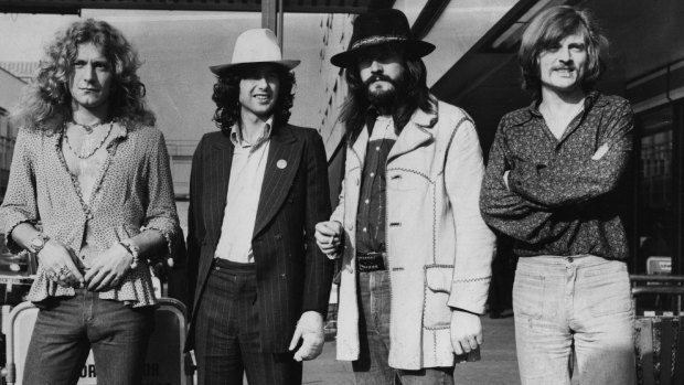Just How Much Of Led Zeppelin's Music Was Stolen?