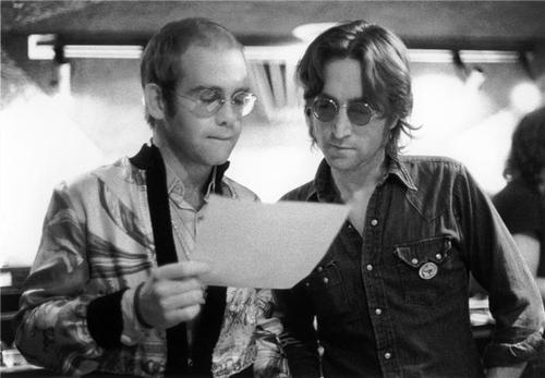 Forty Years Later Remembering John Lennon S Last Major Performance With Elton John In 1974