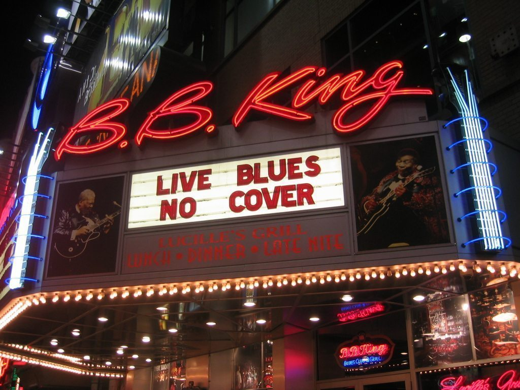There S A B B King Blues Club Coming To Nola