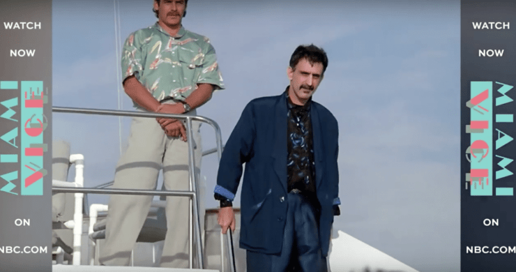 Frank Zappa Once Played A High Volume Drug Dealer On Miami