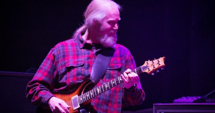 Widespread Panic Brings Out Their Photographer Andy Tennille