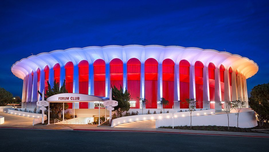 Inside The Rich Musical History Of Los Angeles' Most 'Fabulous' Venue, The  Forum