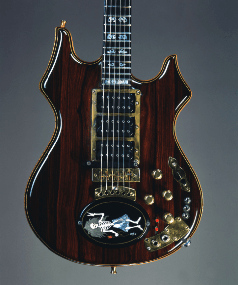 A Brief History Of Jerry Garcia's Five Most Well-Known Guitars