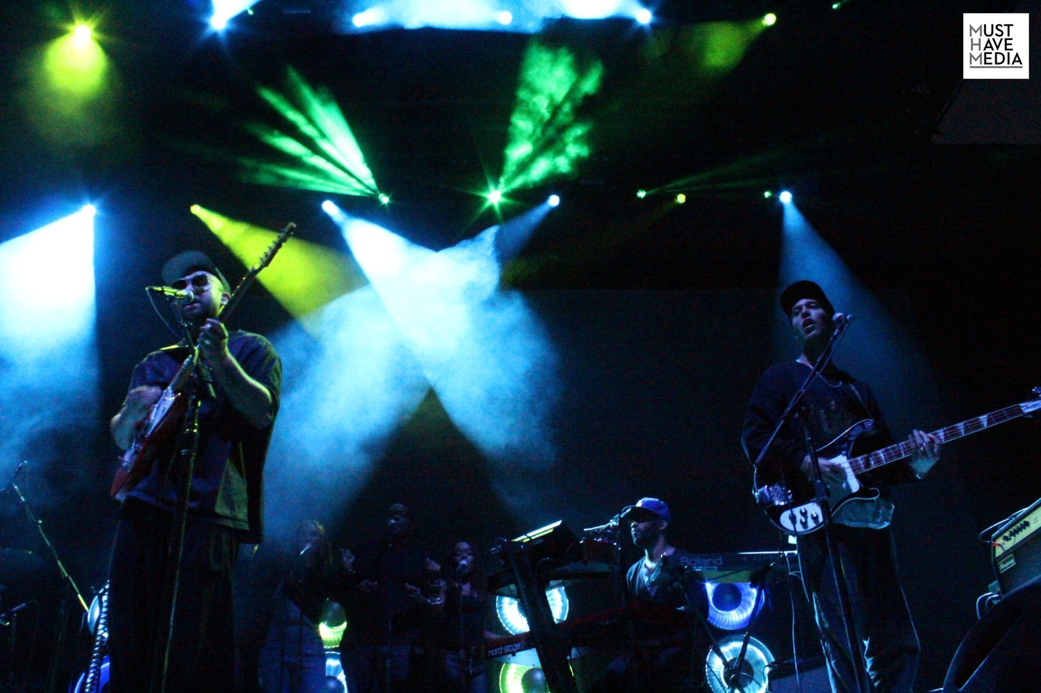 Unknown Mortal Orchestra at The Greek UC Berkeley by Joshua Huver 6