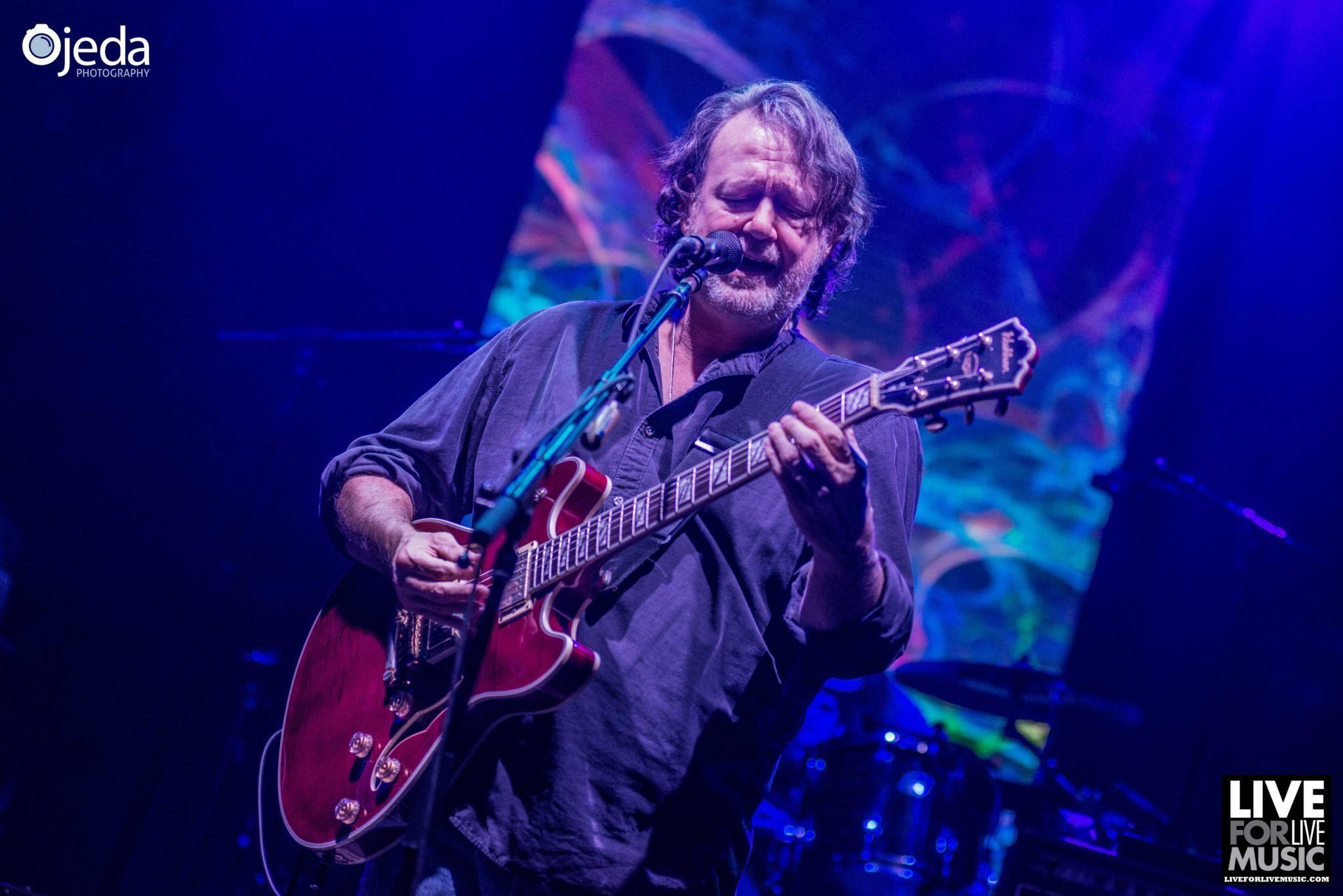 Widespread Panic Honors Heroes In Vegas, Covers Bowie