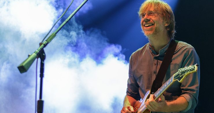 Phish No Longer Offers Free Downloads With Ticket Purchases