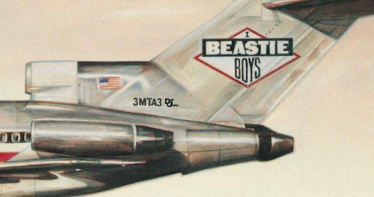 Beastie Boys, Beastie Boys Licensed to ill, licensed to ill