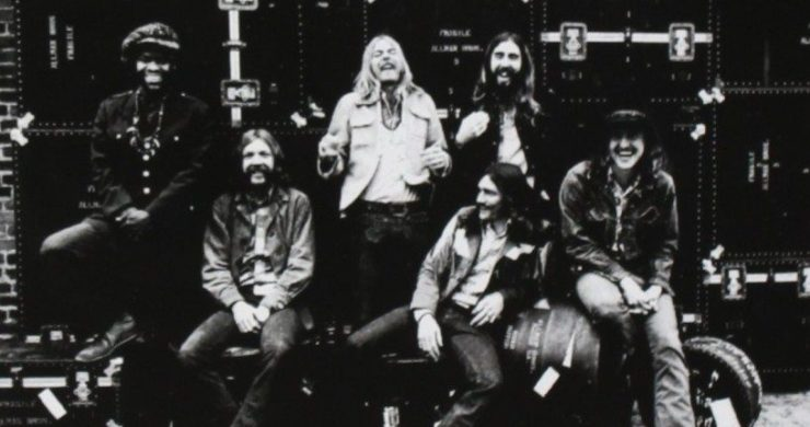 The Allman Brothers Band - You Don't Love Me ( At Fillmore ...