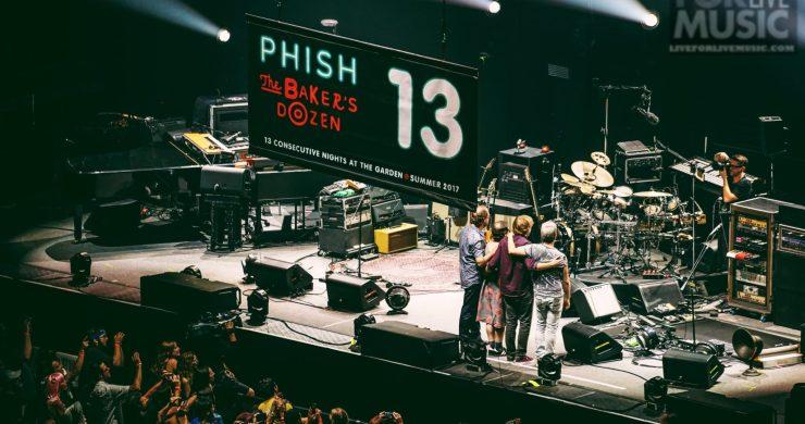Phish's Baker's Dozen