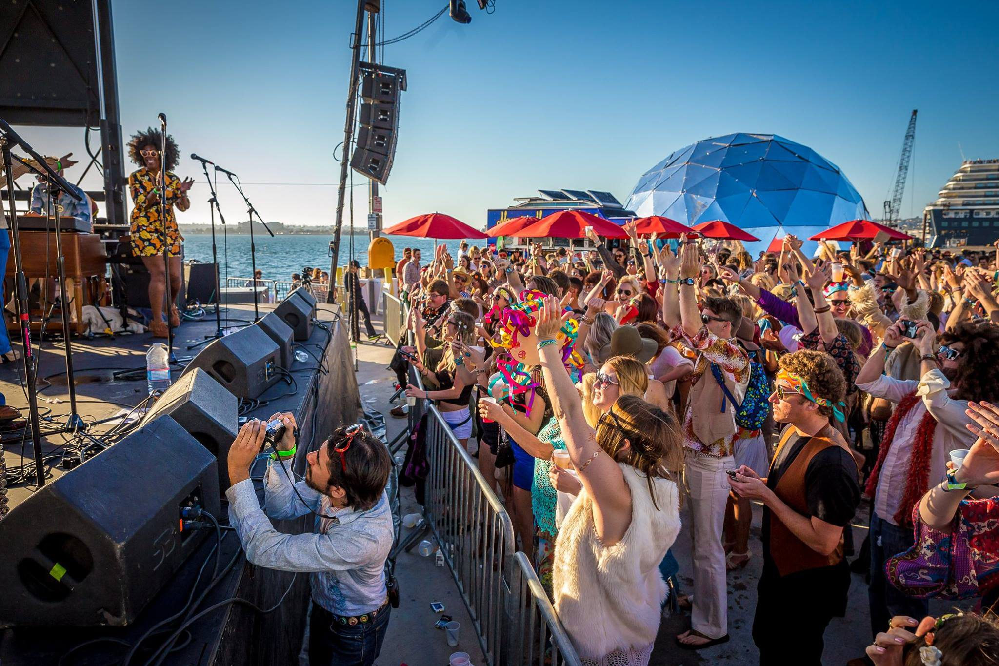 Escort San Diego >> The Floozies Escort More To Perform The Mustache Bash