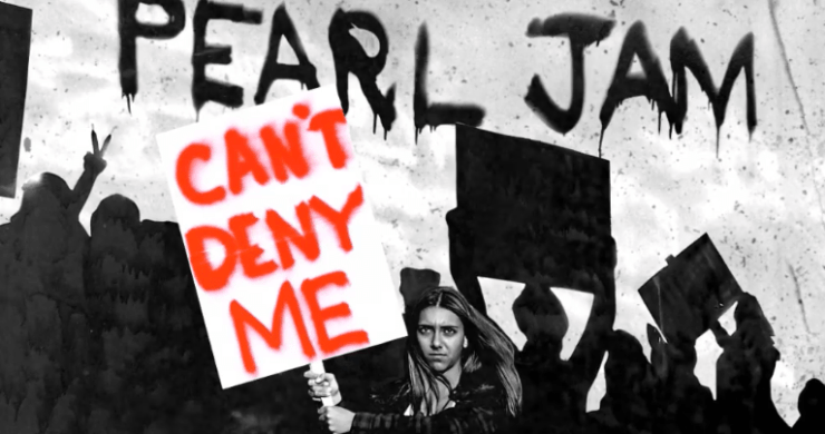 Pearl Jam Releases First New Song Since 2013,