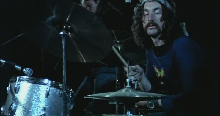 Pink Floyd Drummer Nick Mason Forms Supergroup To Play Early