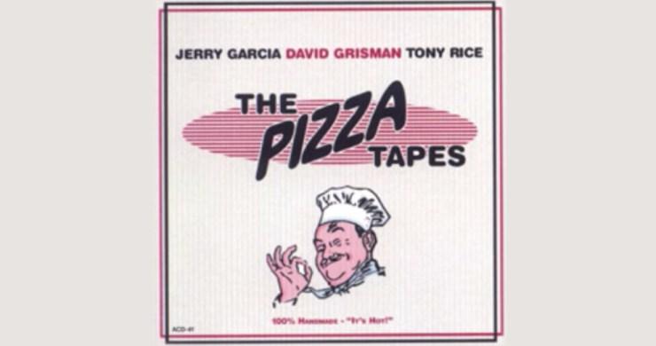 pizza tapes, jerry garcia pizza tapes, jerry garcia david grisman
