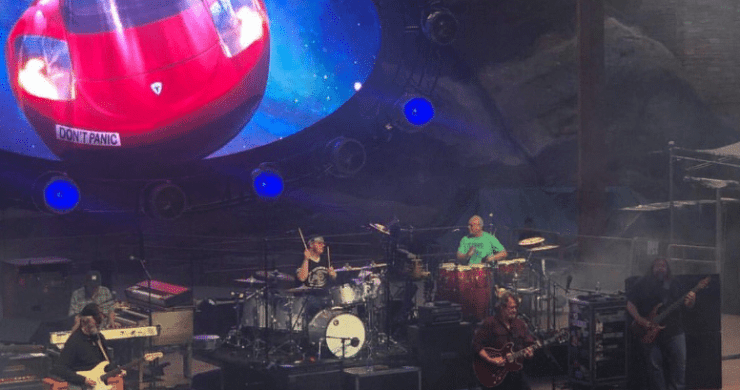 Was Elon Musk At Widespread Panic's Red Rocks Show Last Night?