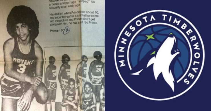 "28868600d80 Check Out The NBA's Prince-Inspired Minnesota Timberwolves ""City Edition""  Jerseys"