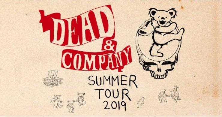 Dead & Company Tour