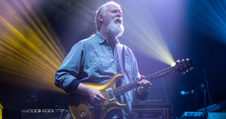 "Celebrate Jimmy Herring's 58th Birthday With Widespread Panic's 2016 Cover Of ""Maggot Brain"" [Listen]"