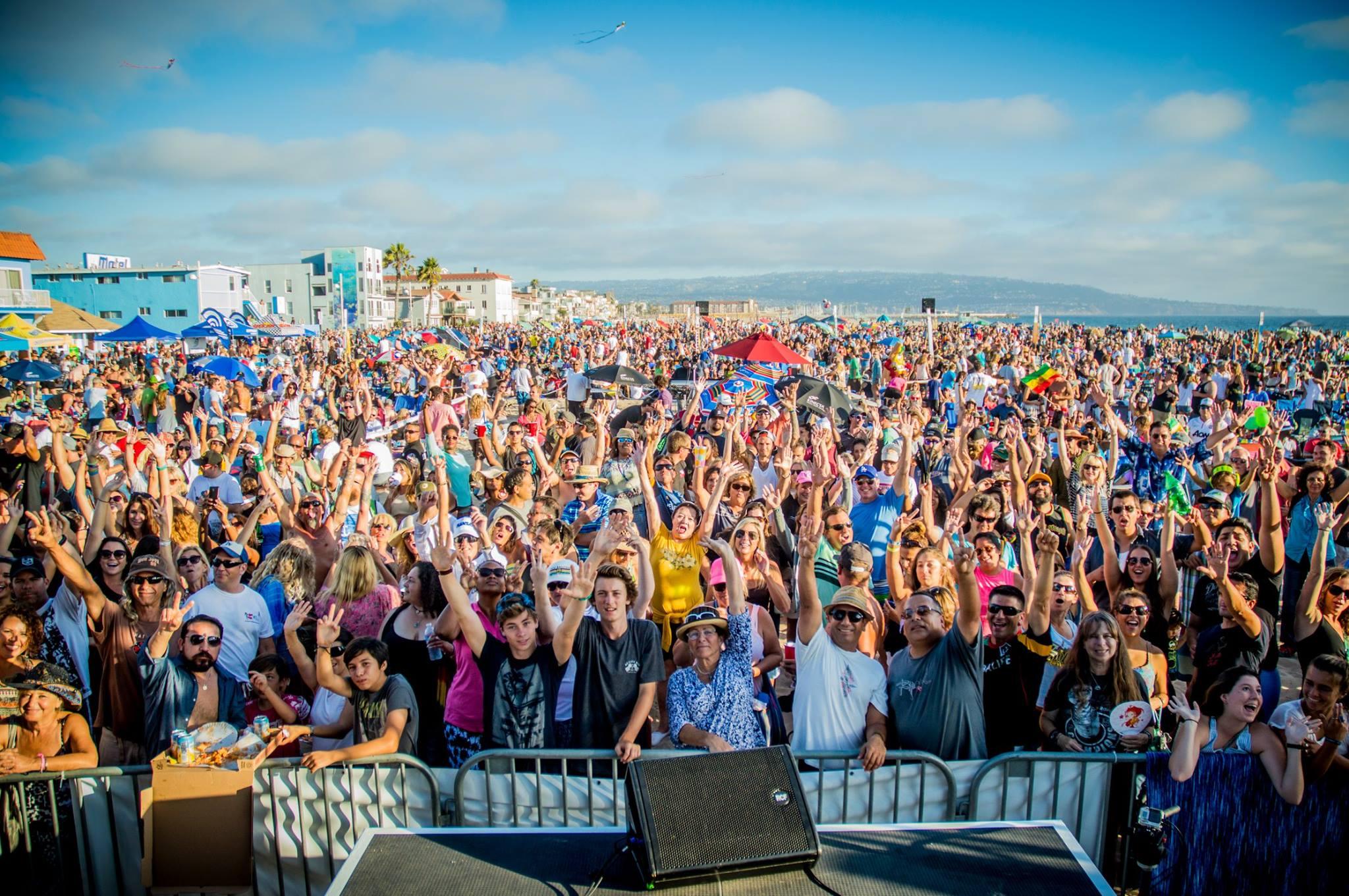 BeachLife Festival Announces Inaugural 2019 Lineup: Brian