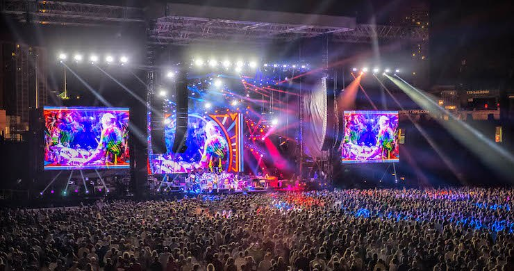 Dead & Company Fall 2017 & Winter 2018 Shows Are Coming To All Major