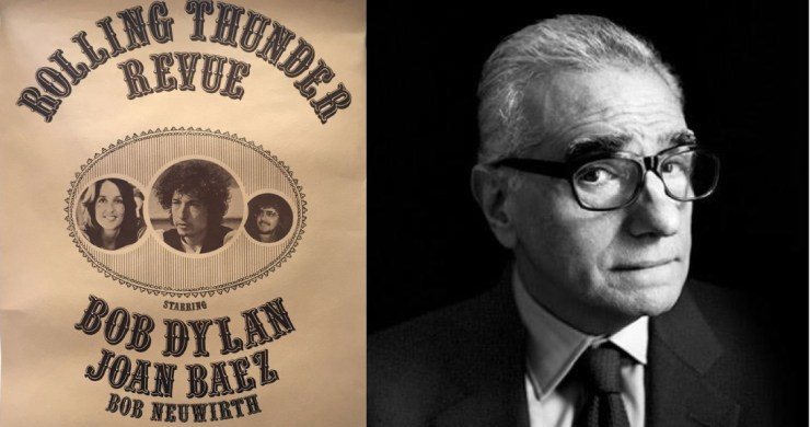 Martin Scorsese To Direct New Concert Documentary On Bob