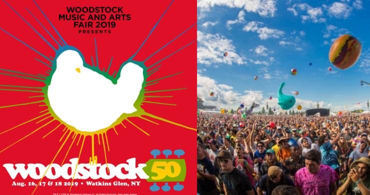 Woodstock, woodstock 50, woodstock, woodstock 50, woodstock 50 lineup, woodstock 50 dead & company