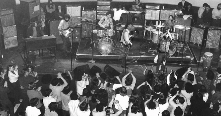 The Grateful Dead Jams With Duane & Gregg Allman, Peter Green At Fillmore East, On This Day In 1970 [Listen]