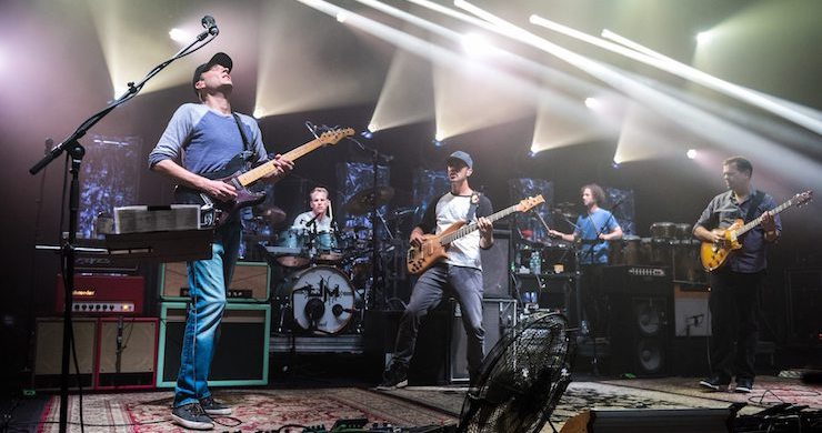High Sierra Music Festival Adds Umphrey's McGee, The Del McCoury Band, Leftover Salmon, & More To 2019 Lineup