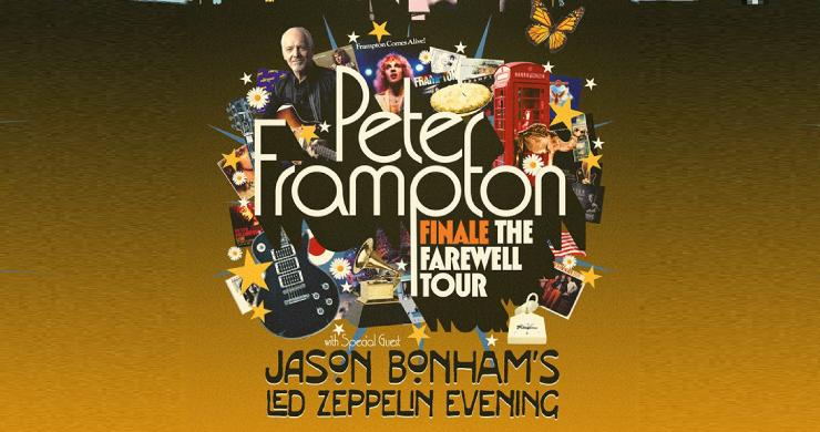 Peter Frampton's farewell tour to stop in Cedar Rapids