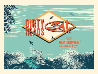 311 dirty heads announce 2019 co headlining tour. Black Bedroom Furniture Sets. Home Design Ideas
