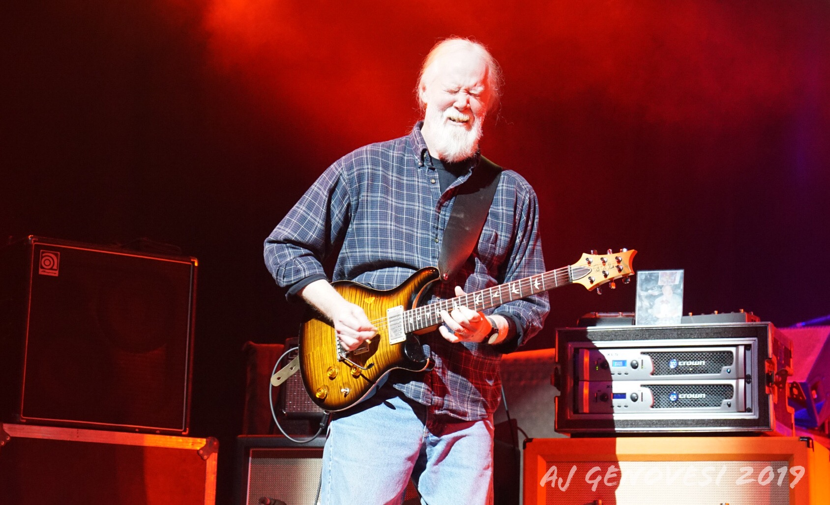 Widespread Panic Delivers