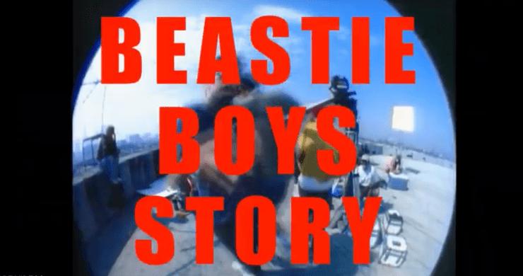 Beastie Boys, Beastie Boys story, beastie boys book