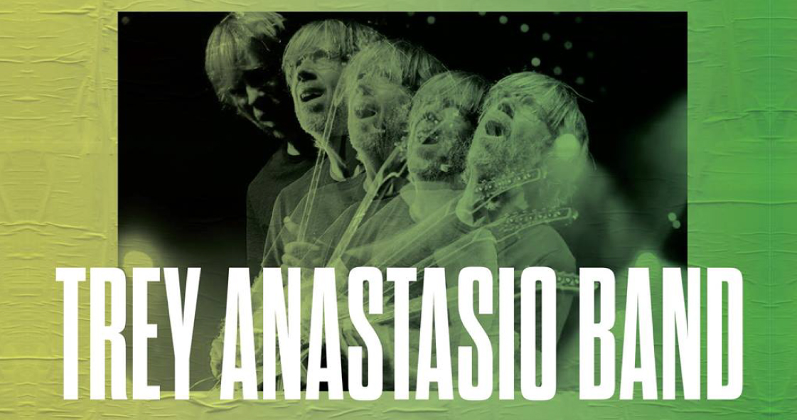 Trey Anastasio Band Announces Inaugural Weekend Run At Denver's New Mission Ballroom
