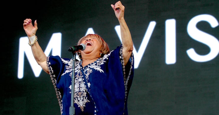Newport Folk Festival Announces 2019 Official Aftershows: Mavis Staples, Hiss Golden Messenger, More
