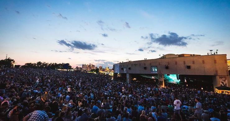 BB&T Pavilion Concerts