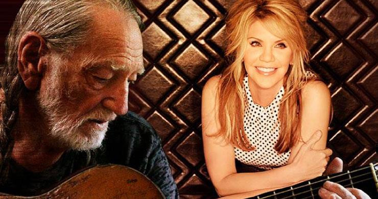 Willie Nelson, Alison Krauss, Willie Nelson Alison Krauss