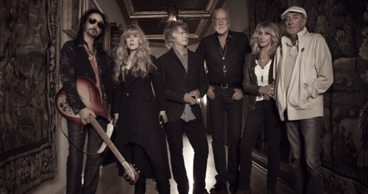 Fleetwood Mac, Fleetwood Mac Postponed, Fleetwood Mac Jazz Fest
