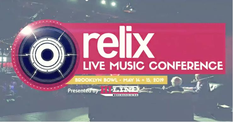 relix live music conference lineup, relix live music conference, relix, brooklyn bowl, rolling stone, dayglo ventures, the bowery present, aeg presents, live nation