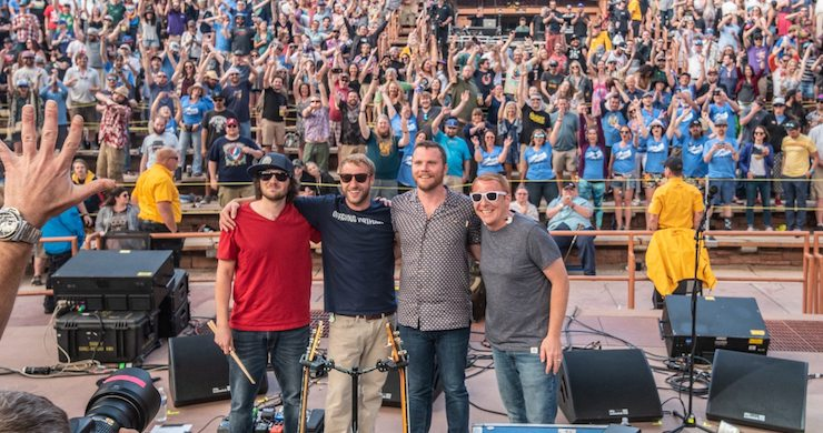 Spafford Announces Departure Of Drummer Cameron LaForest, Return Of Nick Tkachyk