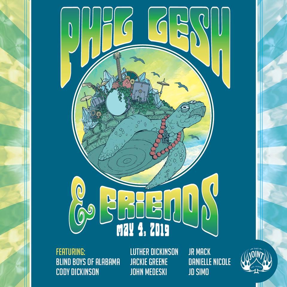 Phil Lesh Details Friends For Upcoming Las Vegas Performance