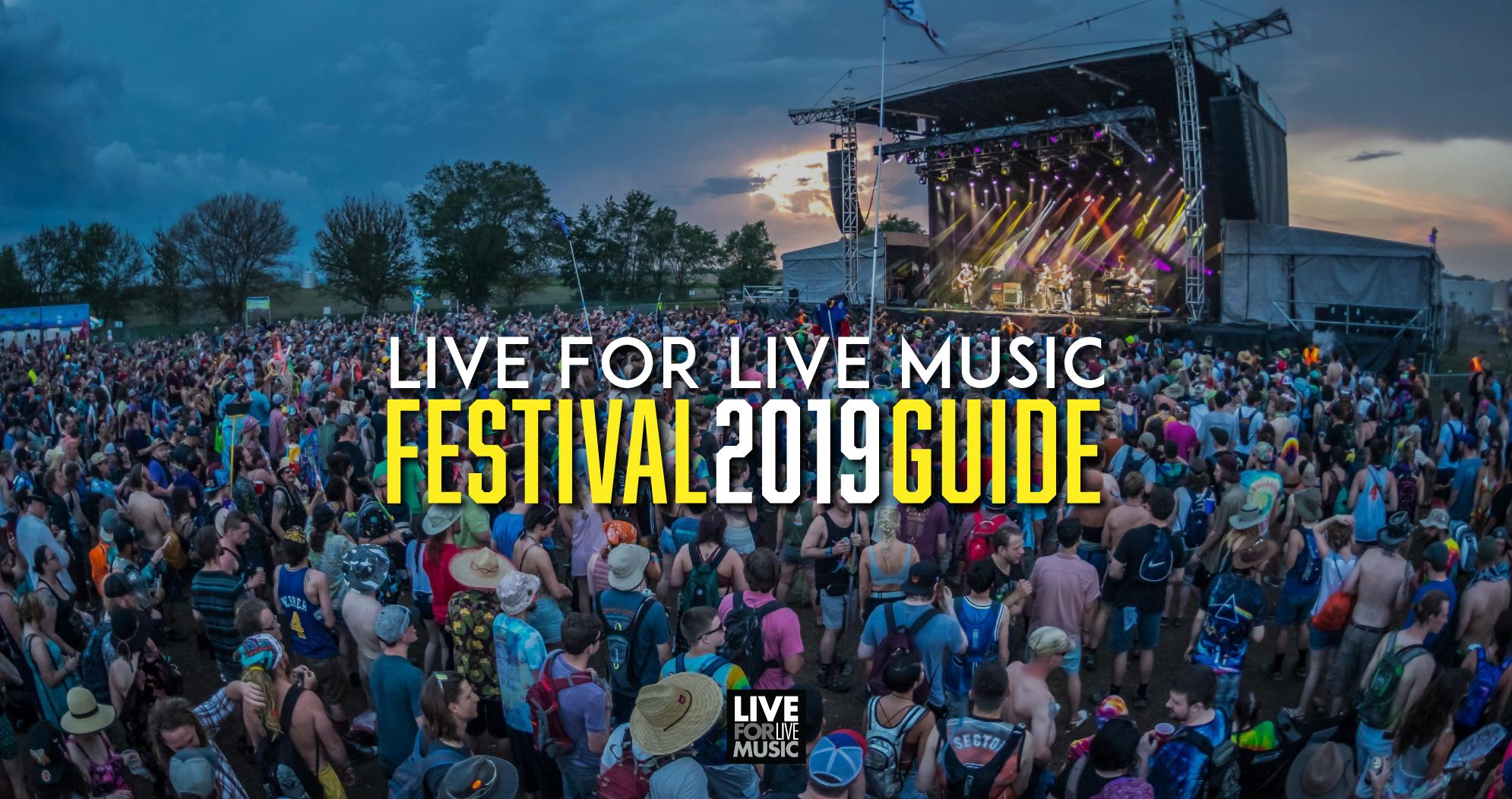 The 2019 Summer Music Festival Guide