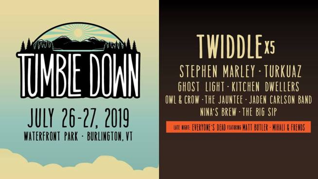 tumble down, tumble down 2019, tumble down tickets, twiddle