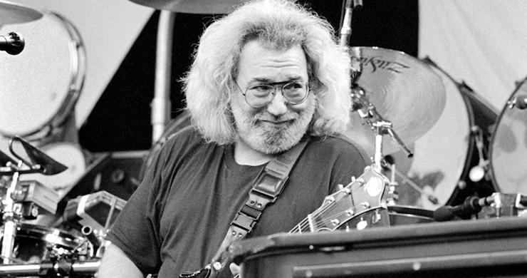 Jay Blakesberg Announces New Hardcover Jerry Garcia Photo Book, 'Secret Space Of Dreams'