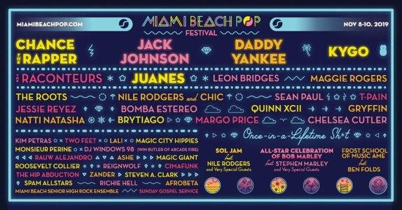 Miami Beach Pop, Miami Beach Pop Festival