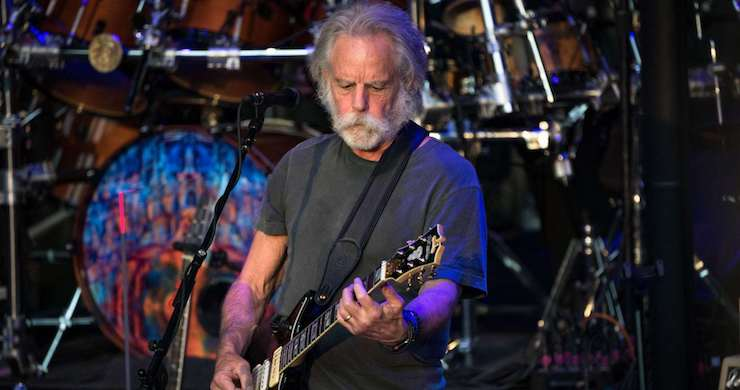 Bob Weir Reflects Back On The Night Jerry Garcia Died In New Interview