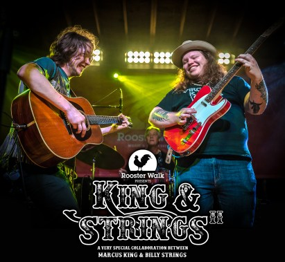 King & Strings, King & Strings Interview, Marcus king interview, billy strings interview, rooster walk, rooster walk 2019, rooster walk interview, marcus king billy strings interview