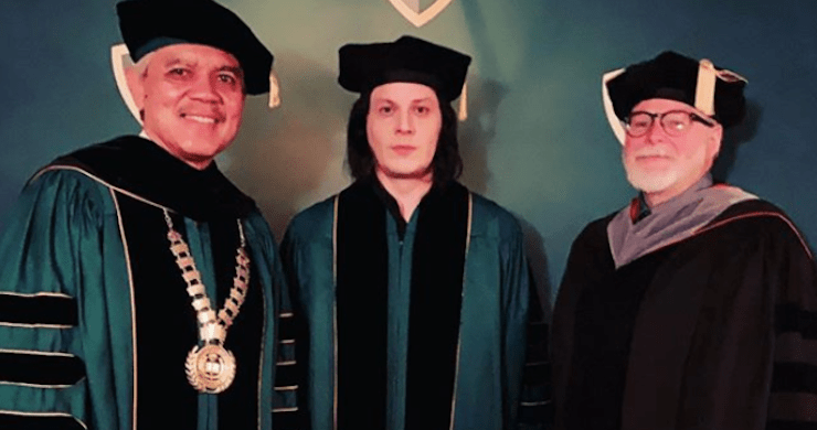 Jack White Given Honorary Doctorate Degree From Detroit's
