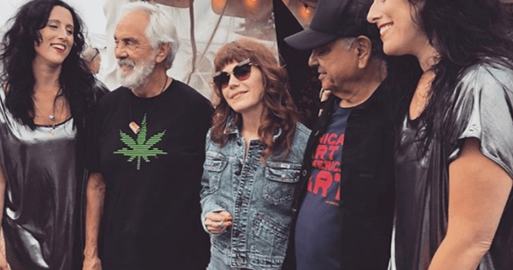 Jenny Lewis Announces Launch Of 'The Rabbit Hole' Cannabis Strain