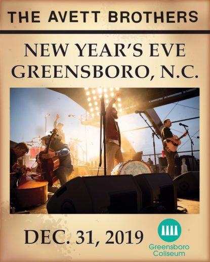 the avett brothers, the avett brothers NYE 2019, the avett brothers new years, the avett brothers new years eve 2019, the avett brothers 2019 tickets, the avett brothers tour